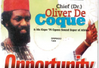 oliver de coque opportunity