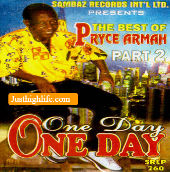 Pryce Armah One Day One Day