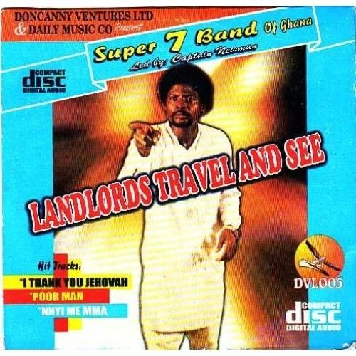 Super 7 band Landlords travel and see